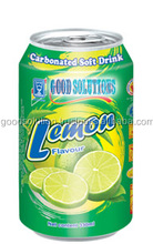 Soft drink 330ml Lemon/Carbonated Drinks