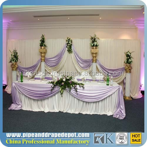 wedding decoration event crystal candle stand curtain draperies antique wedding decoration event candle stand