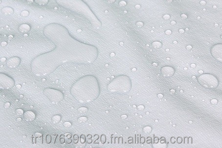 WATERPROOF PVC COATED TERRY COTTON FABRIC