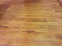 Sanded , top quality kiln dried oak parquet