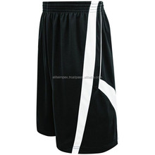 National games official style basketball shorts for clubs