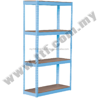 DIY Rack Blue, Racks, Racking, TTF Storage Racking System
