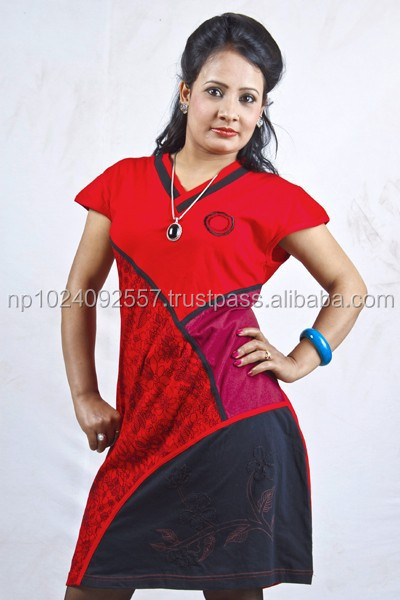 Tunics/Nepal/Skirts/Dresses/Girls/Kurta/Tops / All Color/K 3