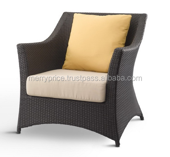 RAFFLES SOFA: High Quality malaysia outdoor furniture garden wicker sofa set