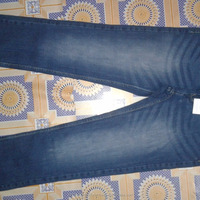 Man Adult Surplus Jeans Made In