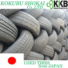 High Grade used tires korea brands from Japan, used tires with good inspection