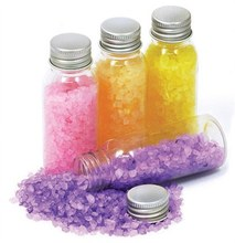 Aromatic And Soothing Bath Salts