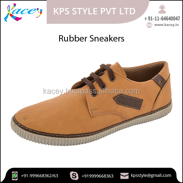 Rubber Sneakers Available at Low Rate