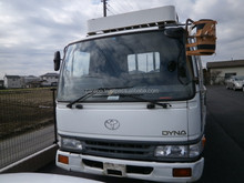 JAPANESE USED CAR TOYOTA DYNA TRUCK 1997 KC-FB4JEAT EXPORT FROM JAPAN