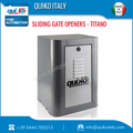 Car Parking / Toll Barrier Entrance System / Sliding Gate Openers Titano Series