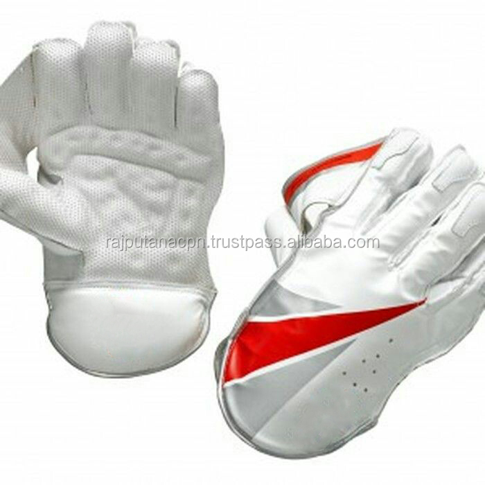 Hot Selling UK Cricket Wicket Keeping Gloves