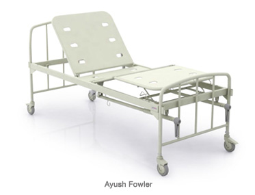 Fowler Bed for the Advanced Healthcare Industry