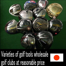 High quality golf clubs ping golf driver, iron, putter , small lot available