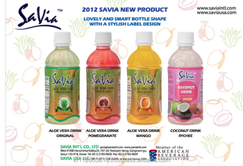 Aloe Vera Drink & Coconut Drink 340ml