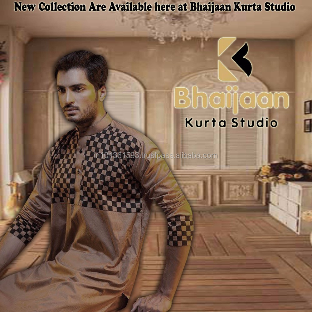 The new mens kurta