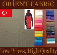Microfiber polyester fabric For winter jacket