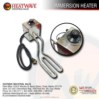Immersion Heater (Submersible Heater, Water Heater)