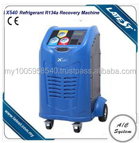 2015 Air Conditioning Recovery Machine Full Automatic Refrigerant Recovery Unit for R134a