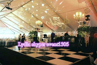 portable popular Wedding Party Portable Used Dance Floor for Sale