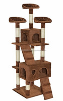 Stock in Germany! High quality large cat house cat tree cat toy at reasonable price!
