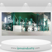Complete Set Rice Milling Plant / Machine / Equipment