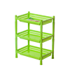 3 Tiers Multi-Purpose Plastic Storage Display Rack
