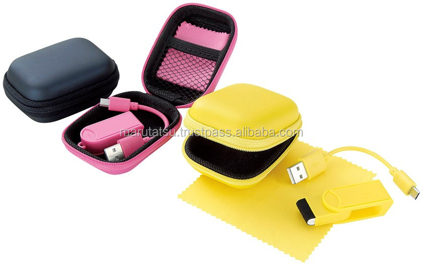 Durable and High quality mobile screen cleaner smartphone & Tablet Set with multiple functions