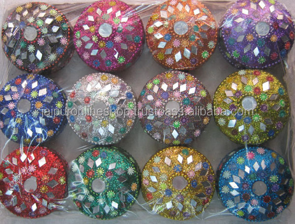 New Rajasthani Handmade Lac Boxes Wholesale Suppliers