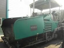 [ Winwin Used Machinery ] Used Asphalt Finisher VOGELE Super 2100 2001yr For sale