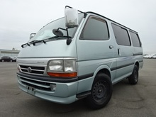 Durable and High quality japanese used toyota hiace van with multipul functions