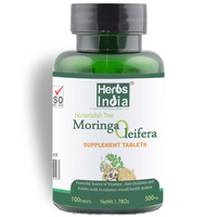 Superior Grade Moringa Tablets For OEM Manufacturer