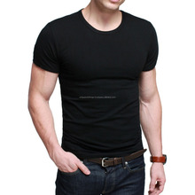 Wholesale blank fitness t-shirts, training t shirt, gym custom t-shirts