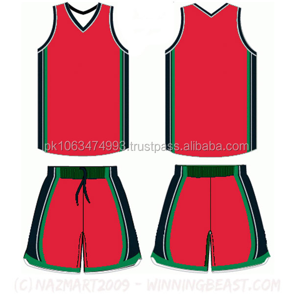 jersey dress basketball with custom design