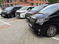 TOYOTA ALPHARD 2015 NEW LHD 3.5 FWD PRESTIGE LUXE EXECUTIVE LOUNGE