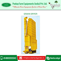 Best Grade Top Quality Grain Dryer from Reputed Manufacturer at Wholesale Rate