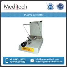 Blood Plasma Extractor with Attractive Front Panel Bezel