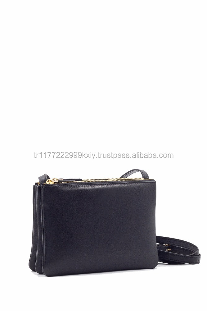 Genuine Leather Practical Shoulder Bag