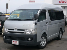 Reasonable and Good looking van toyota hiace for sale HIACE LONG DX 2007 made in Japan