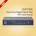 QNO QVF7305 Advance Dual-Core Gigabit Multi-WAN VPN QoS Router