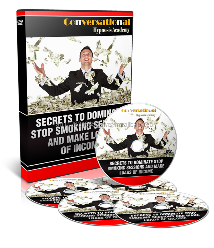 Hypnotherapy Training Audio - Dominate Your Stop Smoking Sessions