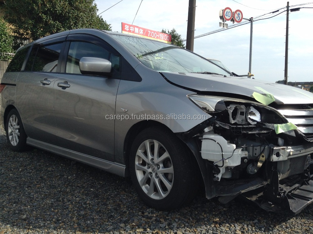 USED ACCIDENT DAMAGED CARS FOR NISSAN LAFESTA CWEFWN 2012 EXPORT FROM JAPAN