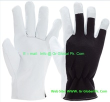 High Grade Food Industry Working Leather Rigger Gloves