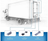 Truck Door Lock, Refrigerated Truck Body Parts, Truck Accessories Turkish Manufacturer
