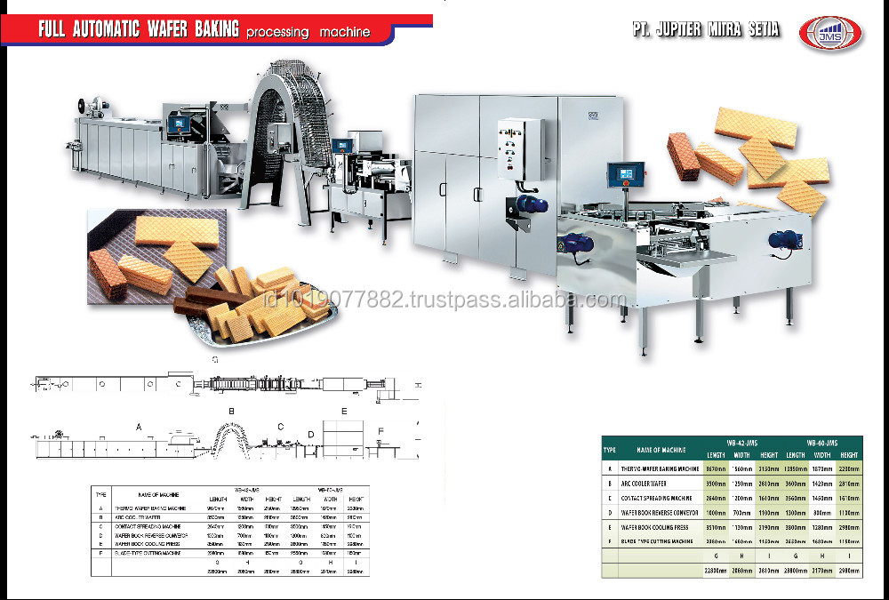 Wafer Baking Machine