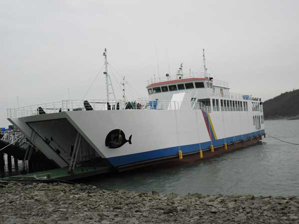 270 pax roro passenger ship for sale ( Nep-pa0031 )