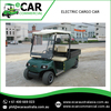 Ecar - LT-A2.H2 2 Seat Electric Catering Trailer Food Truck