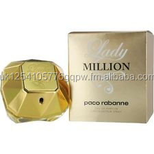 Original**Lady**Million**by**Paco**Rabanne**2.7**oz**EDP
