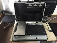 LAPTOP THINKPAD T410 (2522) i5 WITH SUITCASE AND PRINTER (ALL-IN-ONE)