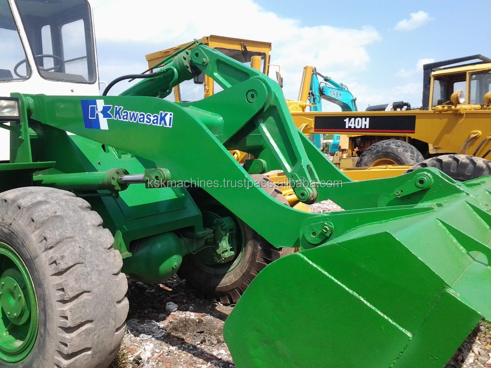 Hot sale second hand Kawasaki 70z wheel loader for sale
