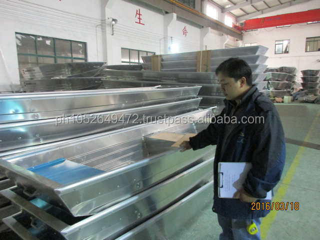 Fishing Vessel Pre-Shipment Inspection in China